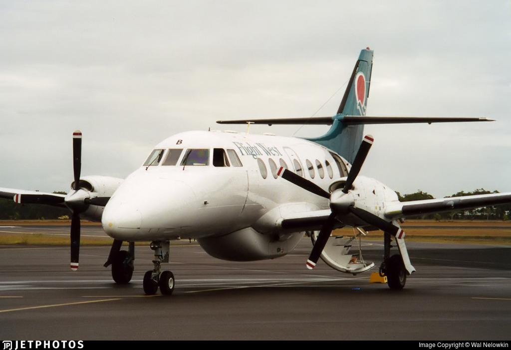 VH-XFB - British Aerospace Jetstream 32EP - Flight West Airlines