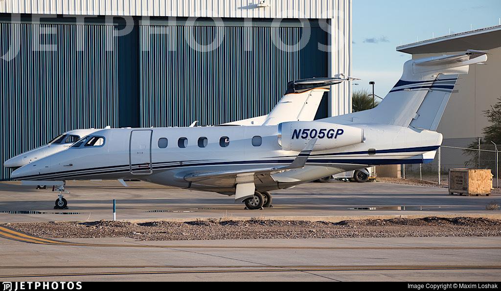N505GP - Embraer 505 Phenom 300 - Private