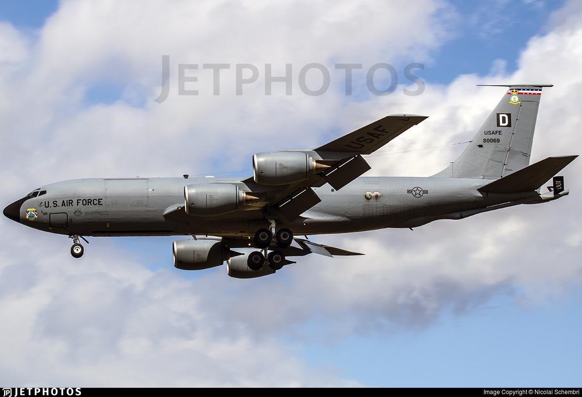 58-0069 - Boeing KC-135T Stratotanker - United States - US Air Force (USAF)