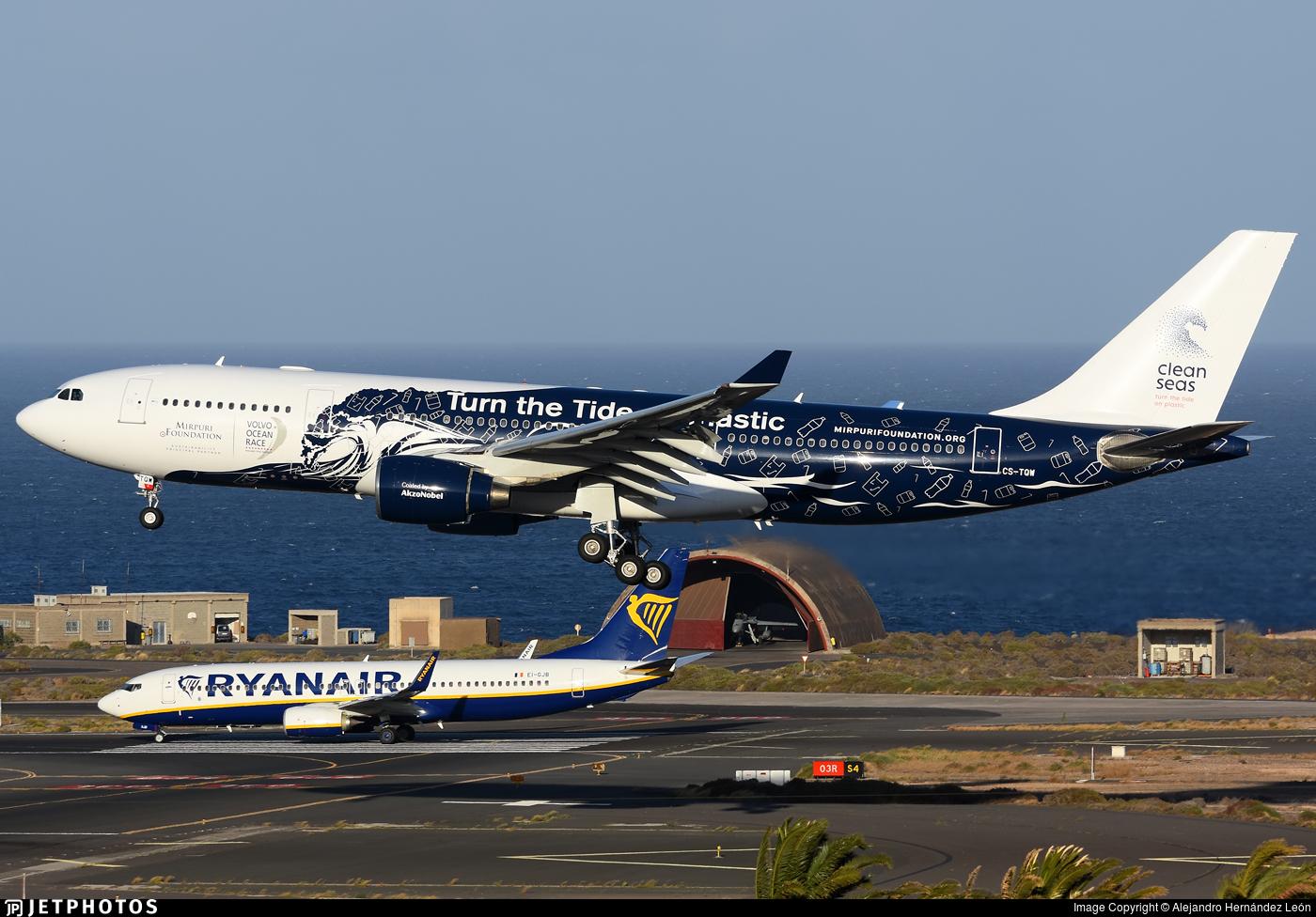 CS-TQW - Airbus A330-223 - Hifly