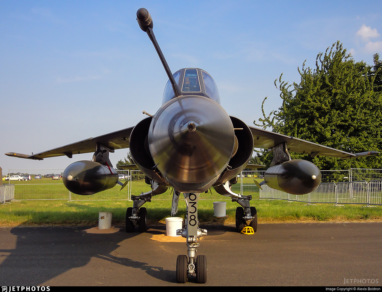 638 - Dassault Mirage F1CR - France - Air Force