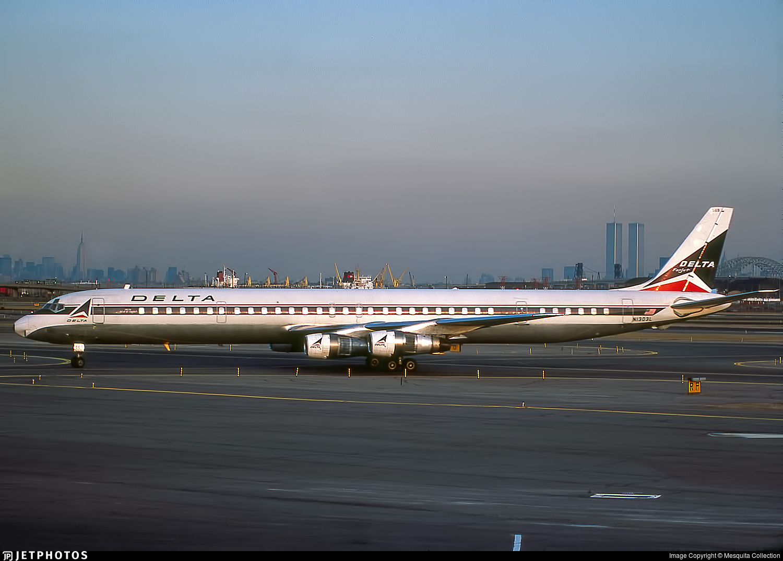 N1303L - Douglas DC-8-61 - Delta Air Lines