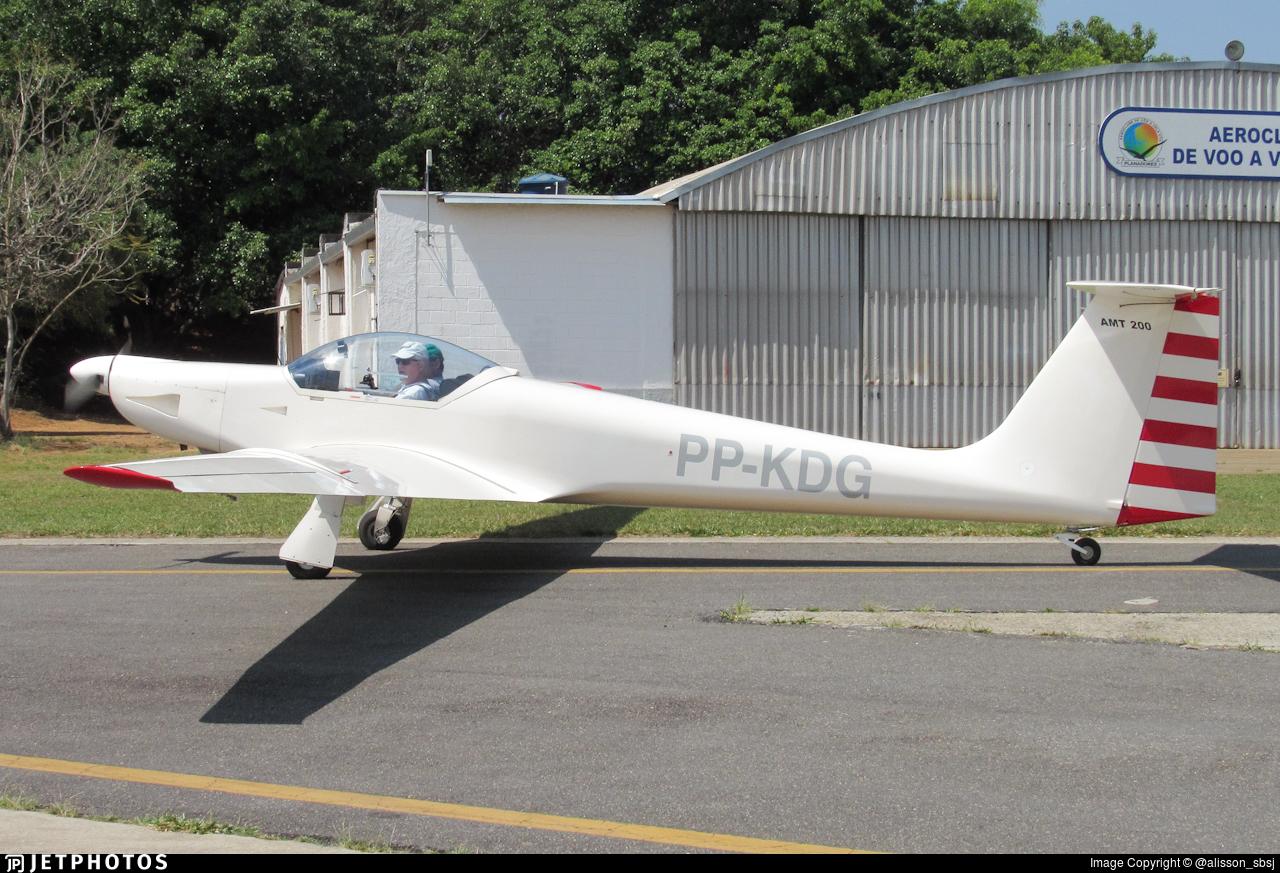 PP-KDG - Aeromot AMT-200 Super Ximango - Private