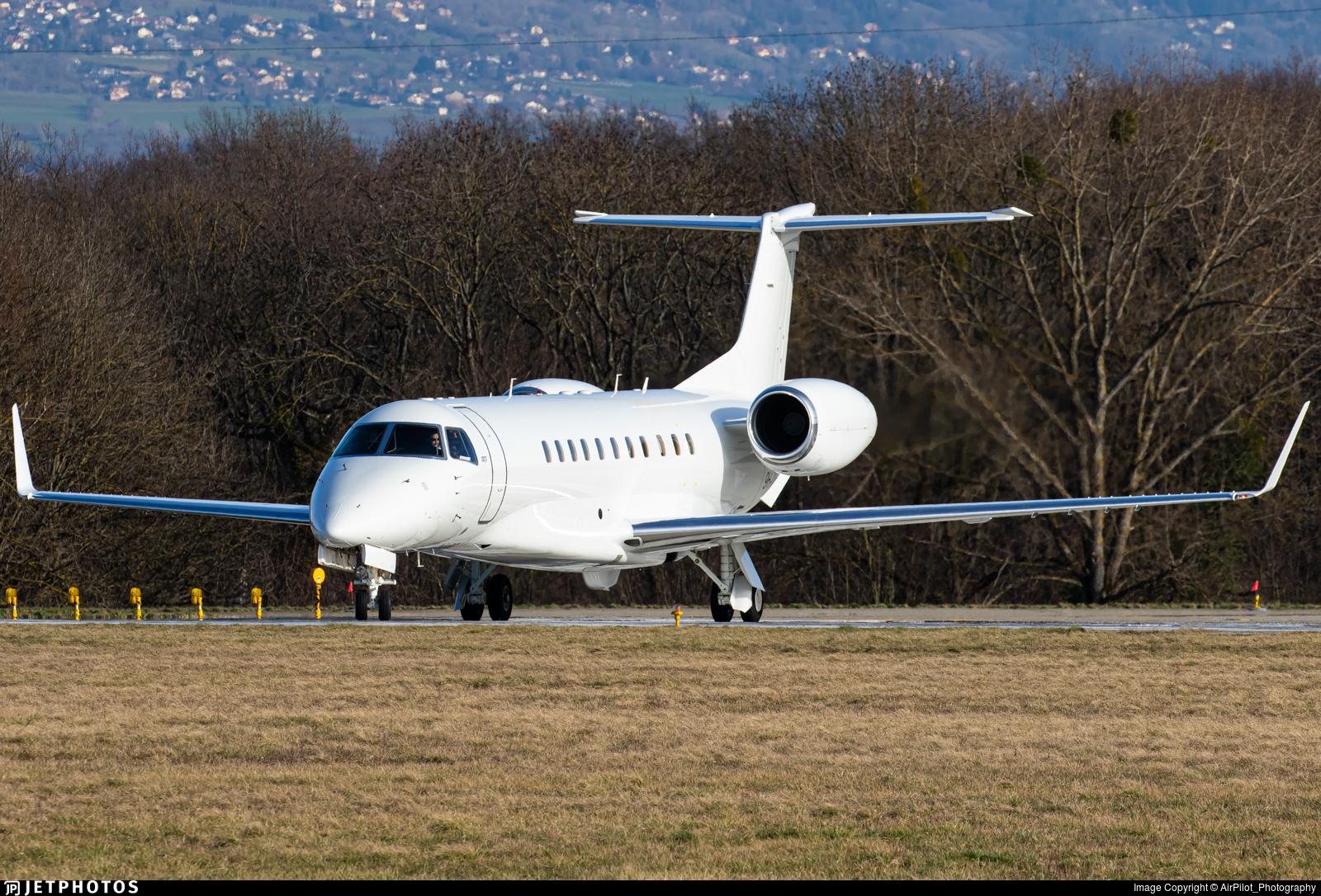 9H-WFC - Embraer ERJ-135BJ Legacy 600 - Air X Charter