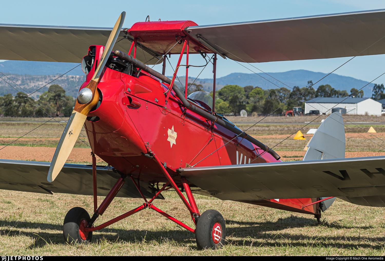 VH-UAE - De Havilland DH-60G Gipsy Moth - Private