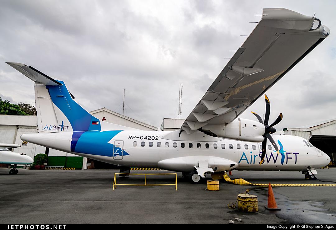 RP-C4202 - ATR 42-600 - AirSwift