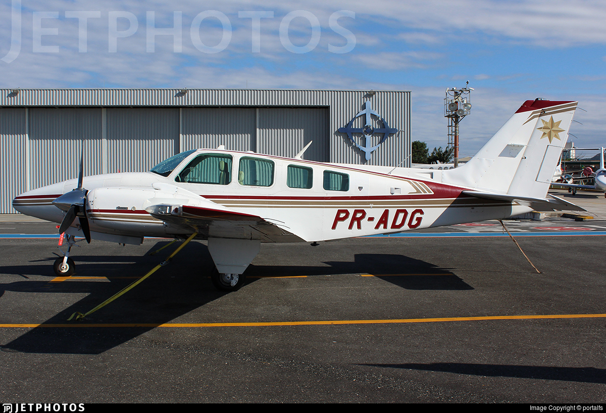 PR-ADG - Beechcraft 58 Baron - Private