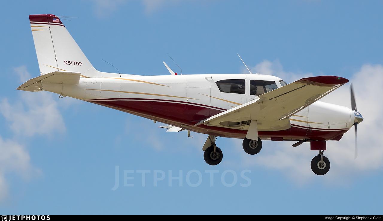 N5170P - Piper PA-24-180 Comanche - Private