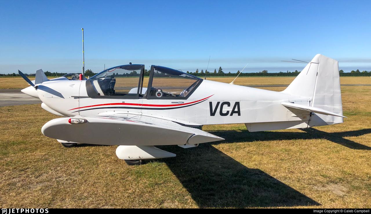 ZK-VCA - Alpha Aviation 160A - South Canterbury Aero Club