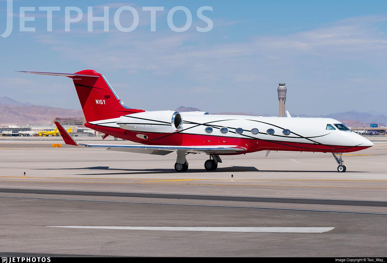 N15Y - Gulfstream G-IV(SP) - Private