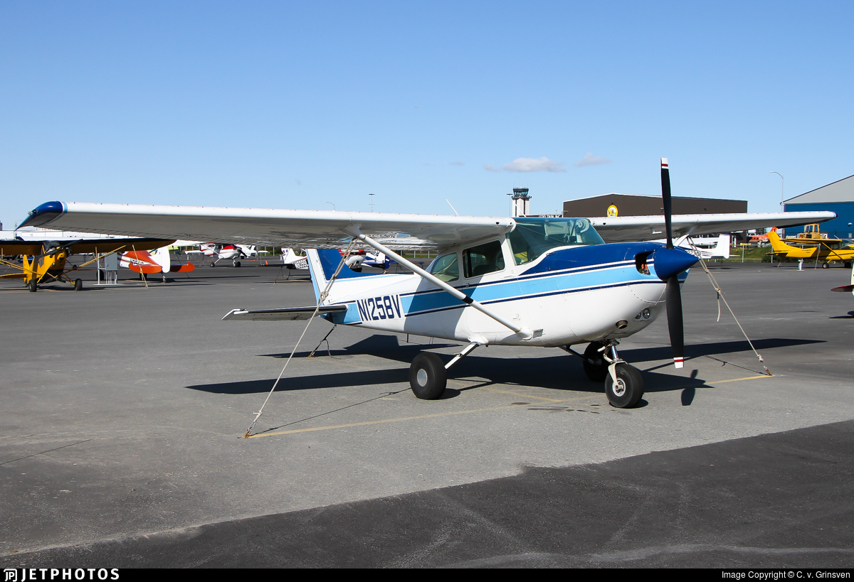 N1258V - Cessna R172K Hawk XP - Private