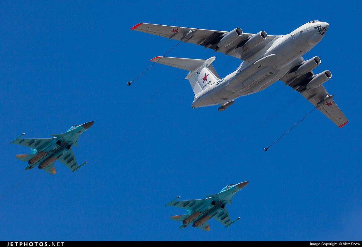 RF-94275 - Ilyushin IL-78M - Russia - Air Force