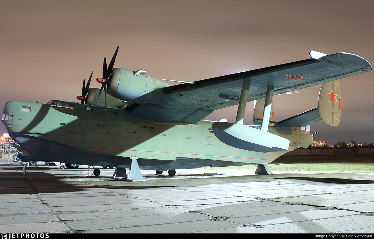 43 - Beriev Be-6P Madge - Soviet Union - Navy