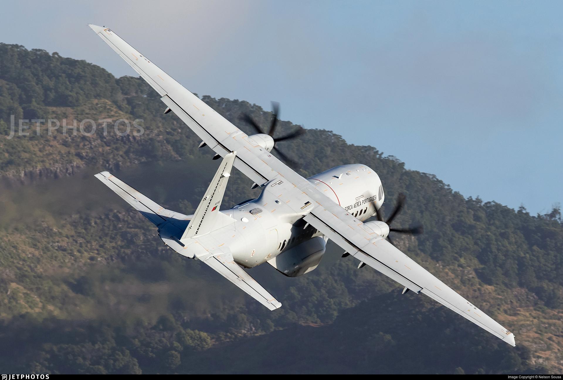16706 - CASA C-295M - Portugal - Air Force