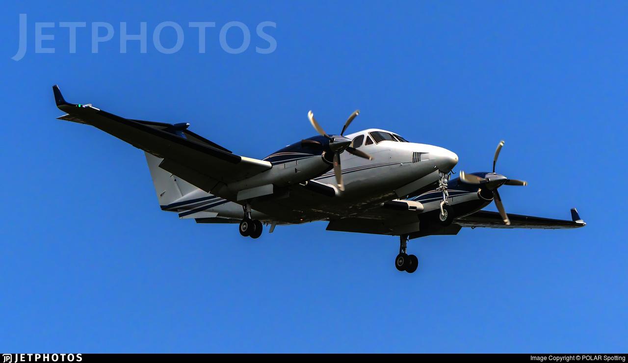 TF-NLA - Beechcraft B200 Super King Air - Norlandair