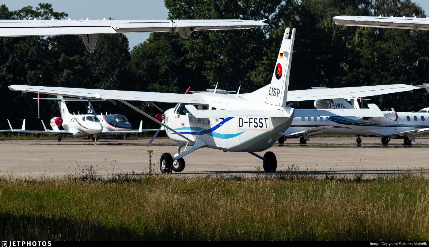 D-FSST - Quest Aircraft Kodiak 100 - Angola - Air Force