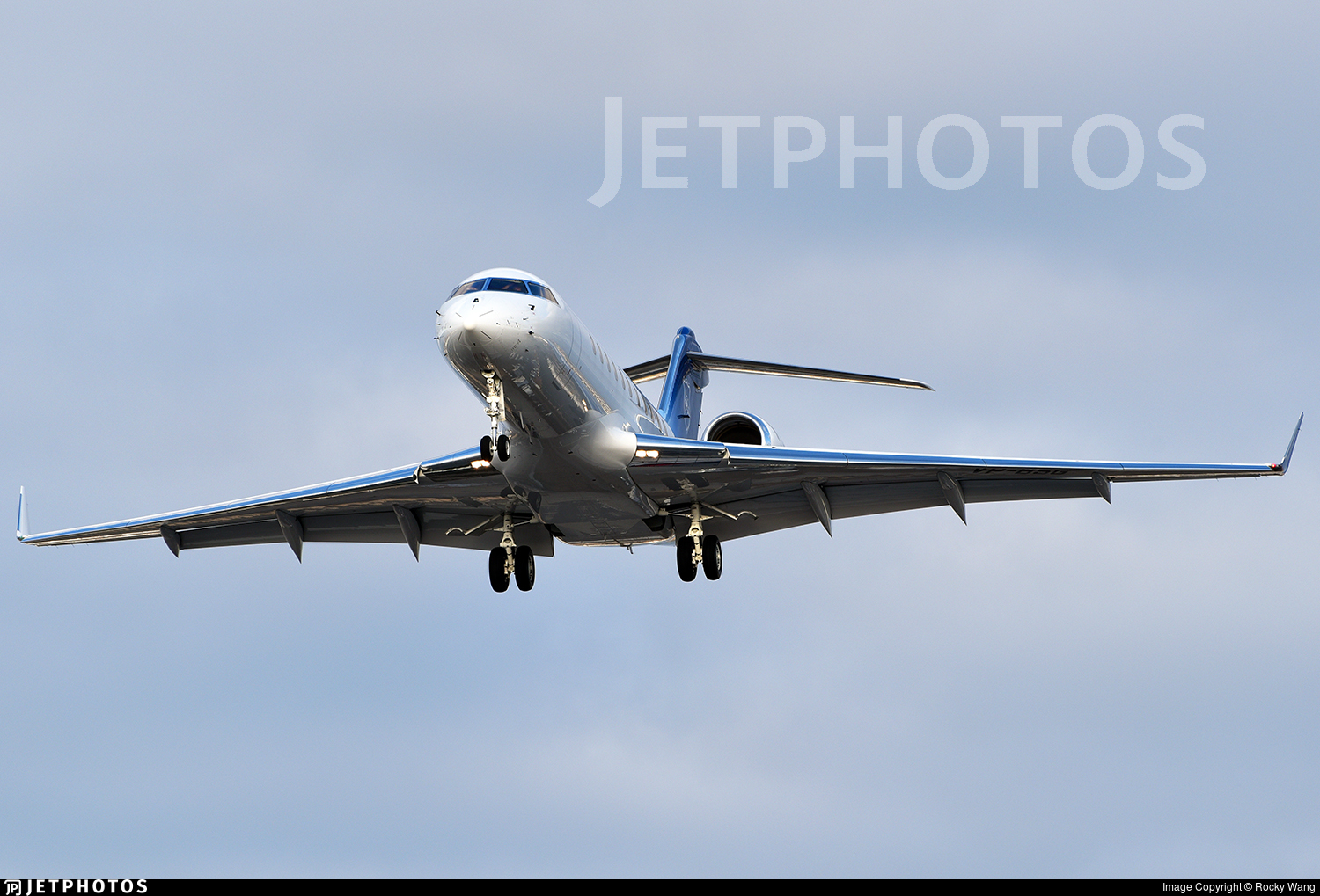 VP-BSG - Bombardier BD-700-1A11 Global 5000 - Private