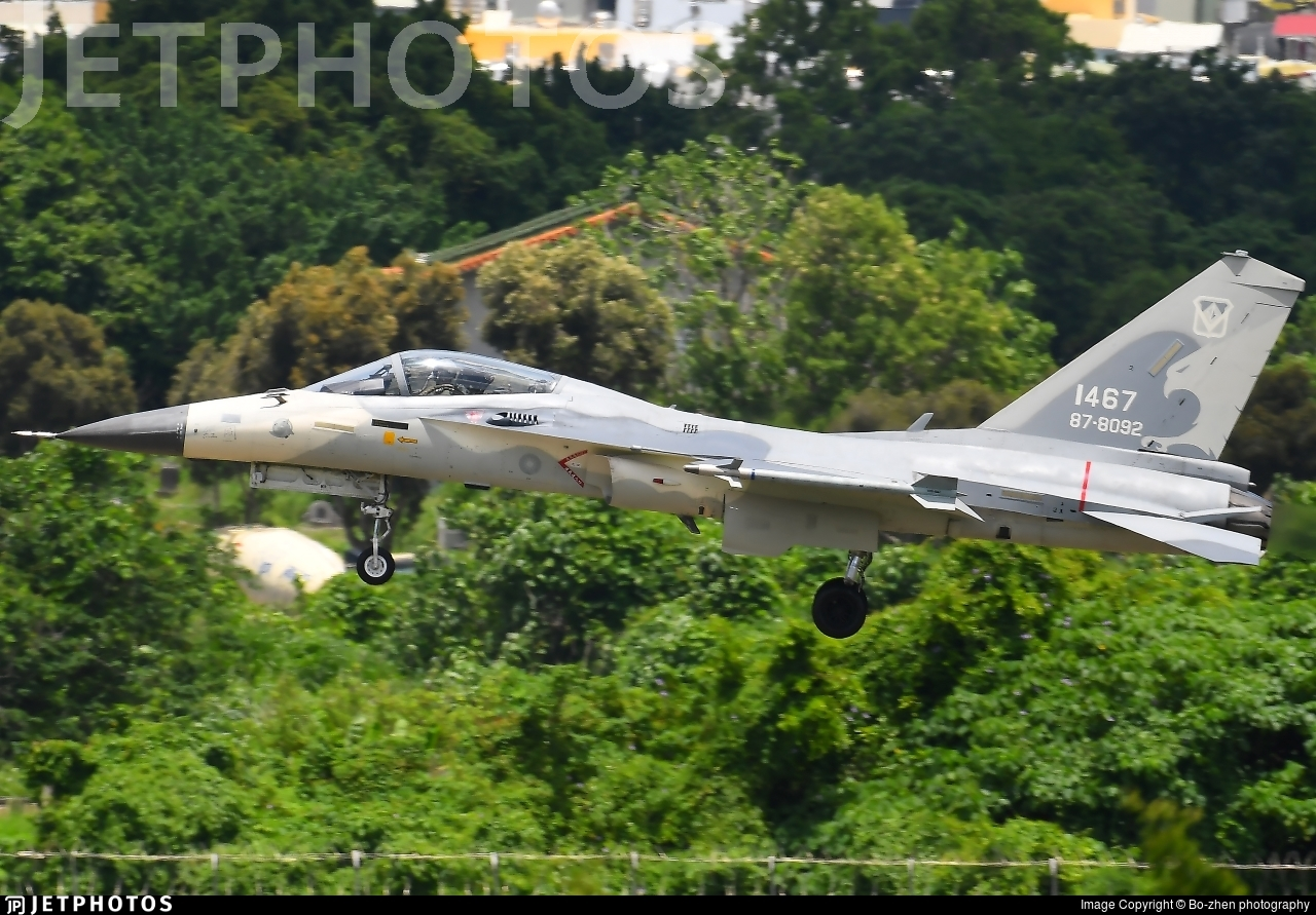 1467 - AIDC F-CK-1C Ching Kuo - Taiwan - Air Force