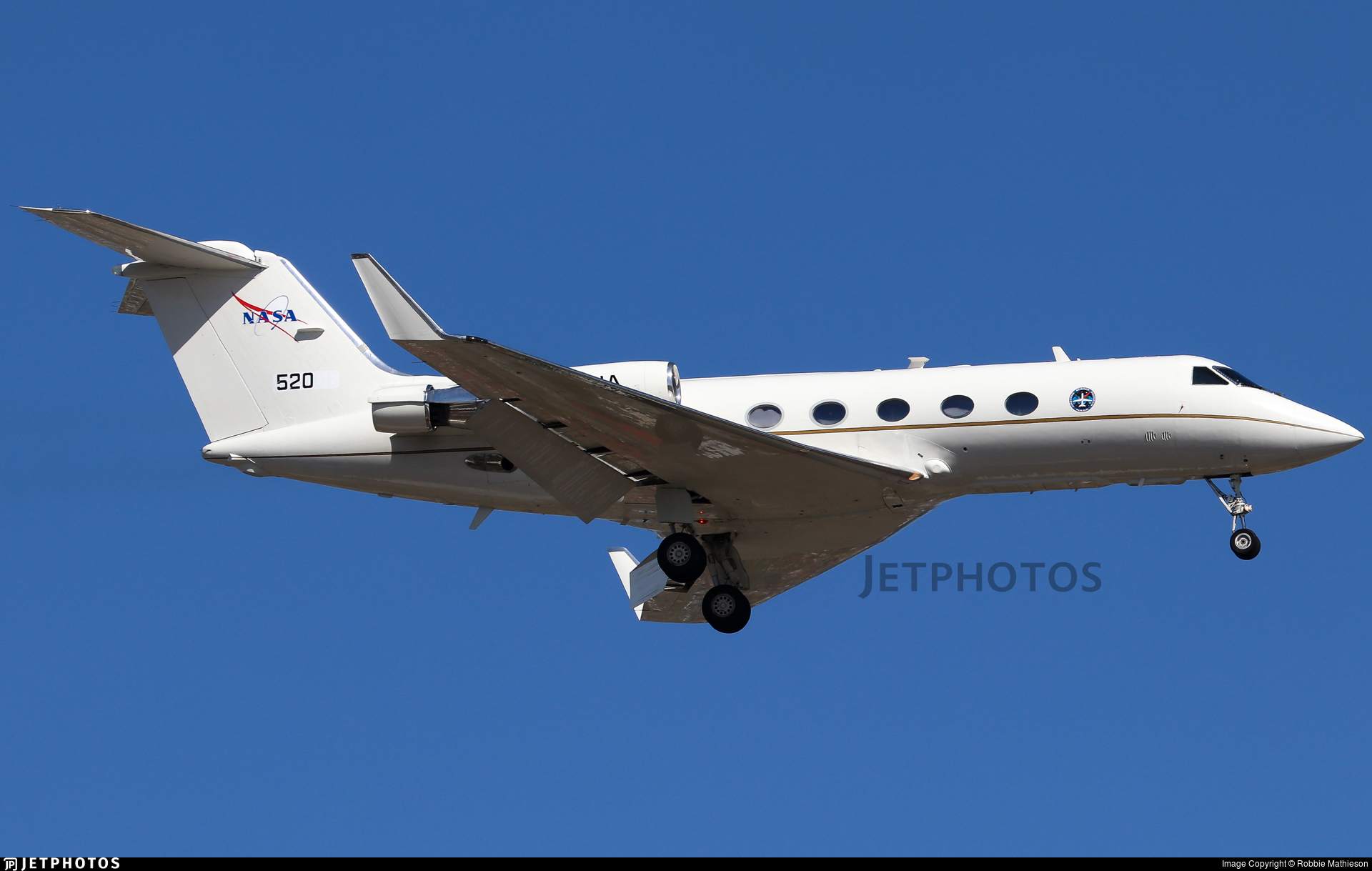 N520NA - Gulfstream C-20B - United States - National Aeronautics and Space Administration (NASA)