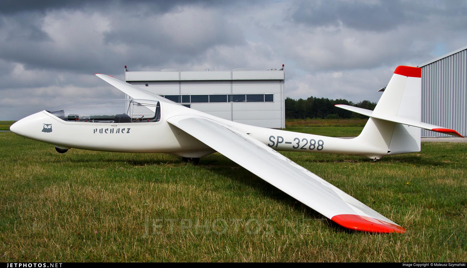 SP-3288 - SZD 50-3 Puchacz - Private