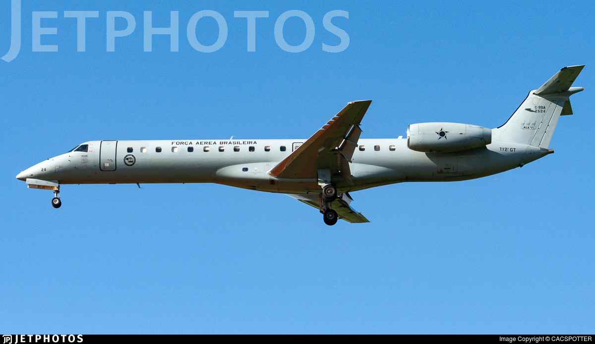 FAB2524 - Embraer C-99A - Brazil - Air Force