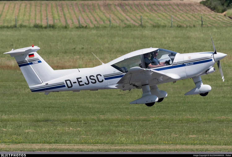 D-EJSC - Robin R3000/160 - Private