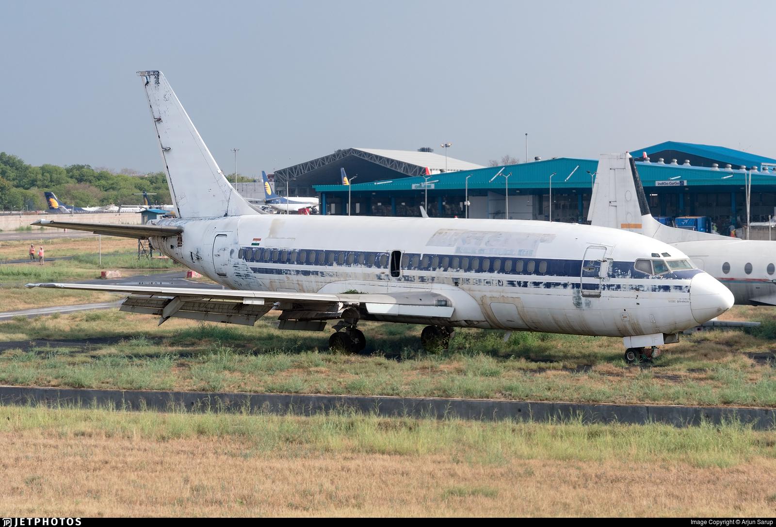 VT-SIF - Boeing 737-2K9(Adv) - Untitled