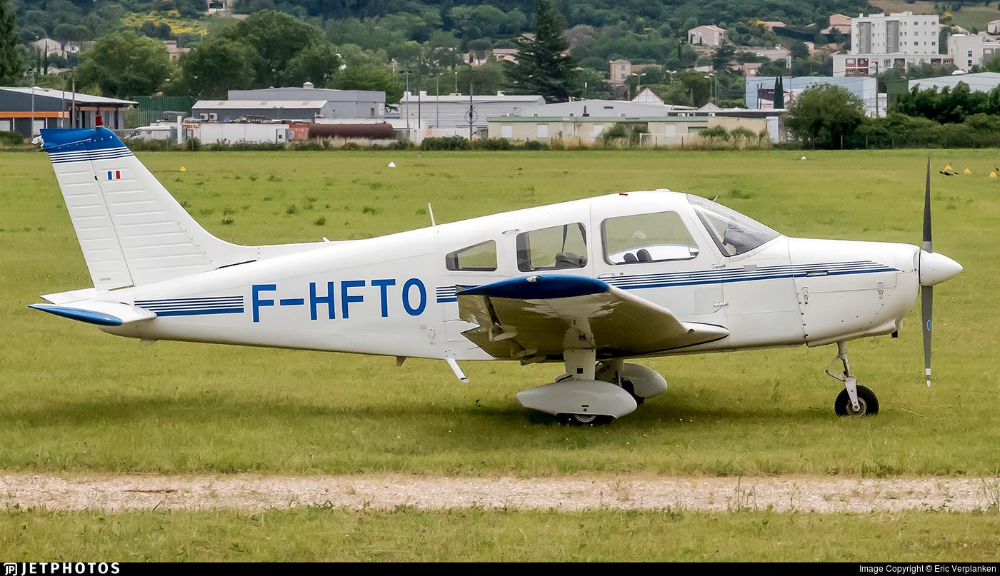 F-HFTO - Piper PA-28-151 Cherokee Warrior - Private