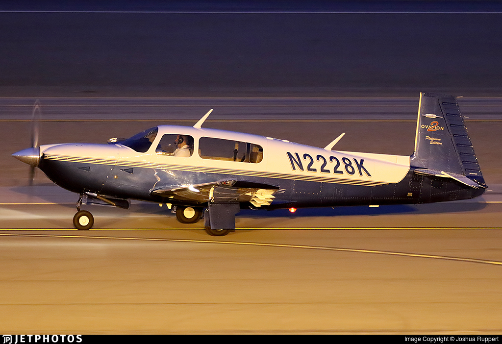 N2228K - Mooney M20R Ovation - Private