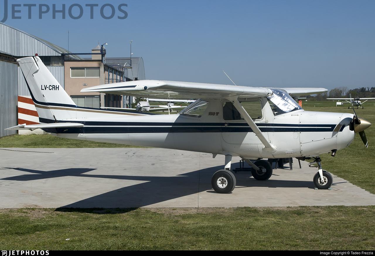LV-CRH - Cessna 152T - Private