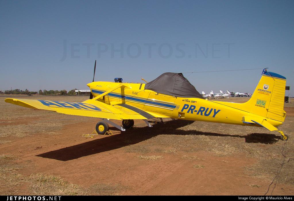PR-RUY - Cessna A188B Ag Truck - Private