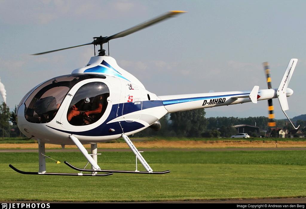 D-MHRD - Alpi Syton AH-130 - Flugschule Lorenzen