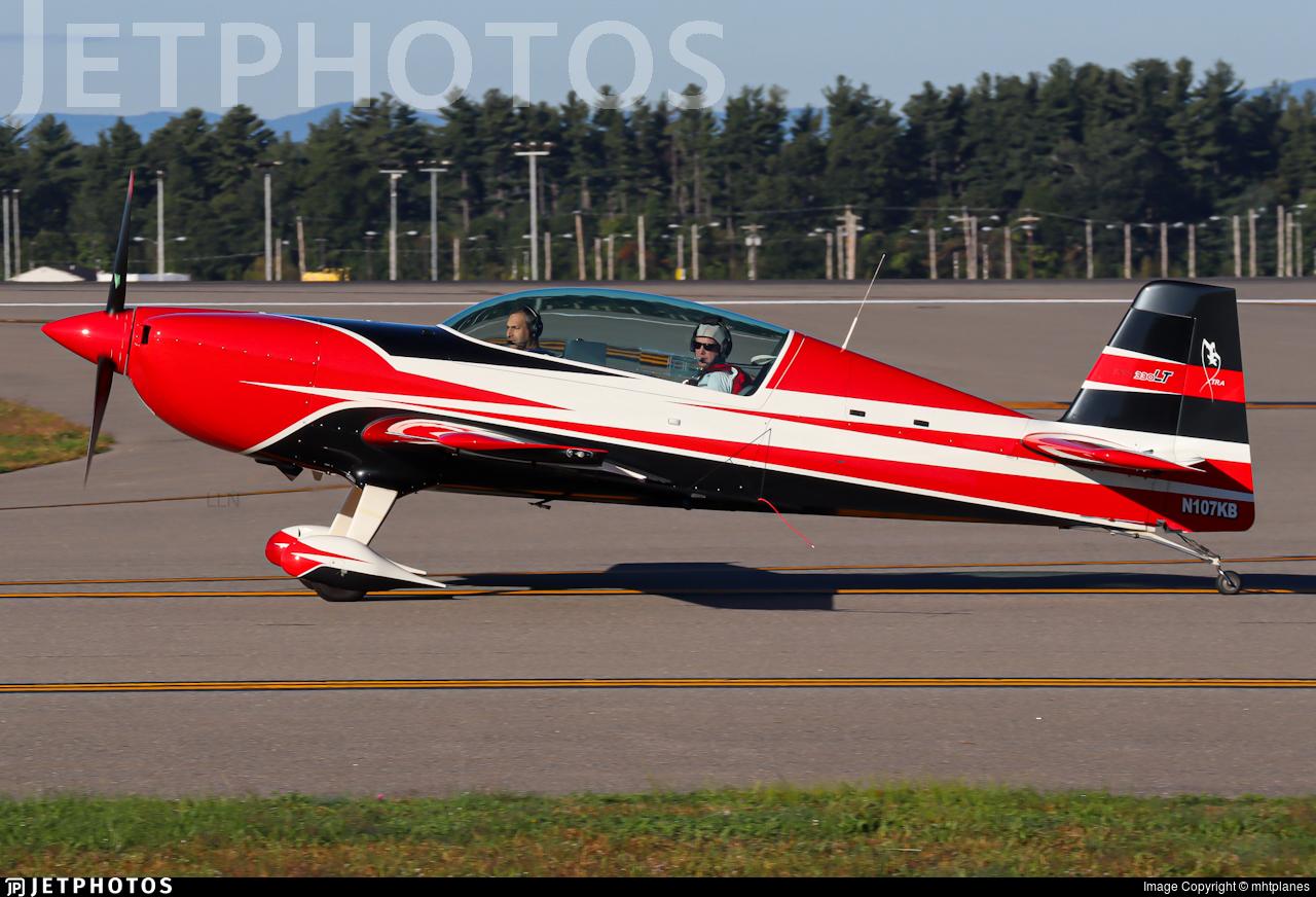 N107KB - Extra EA-330LT - Private