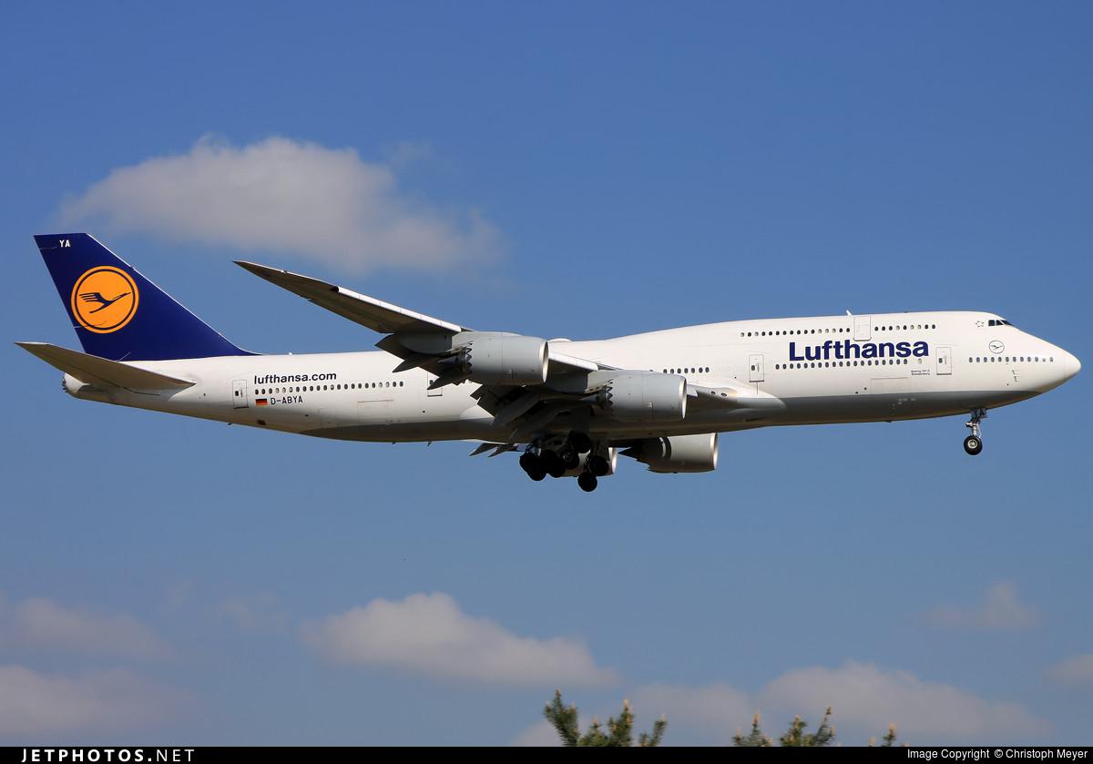 Lufthansa 2003 energizing a decade