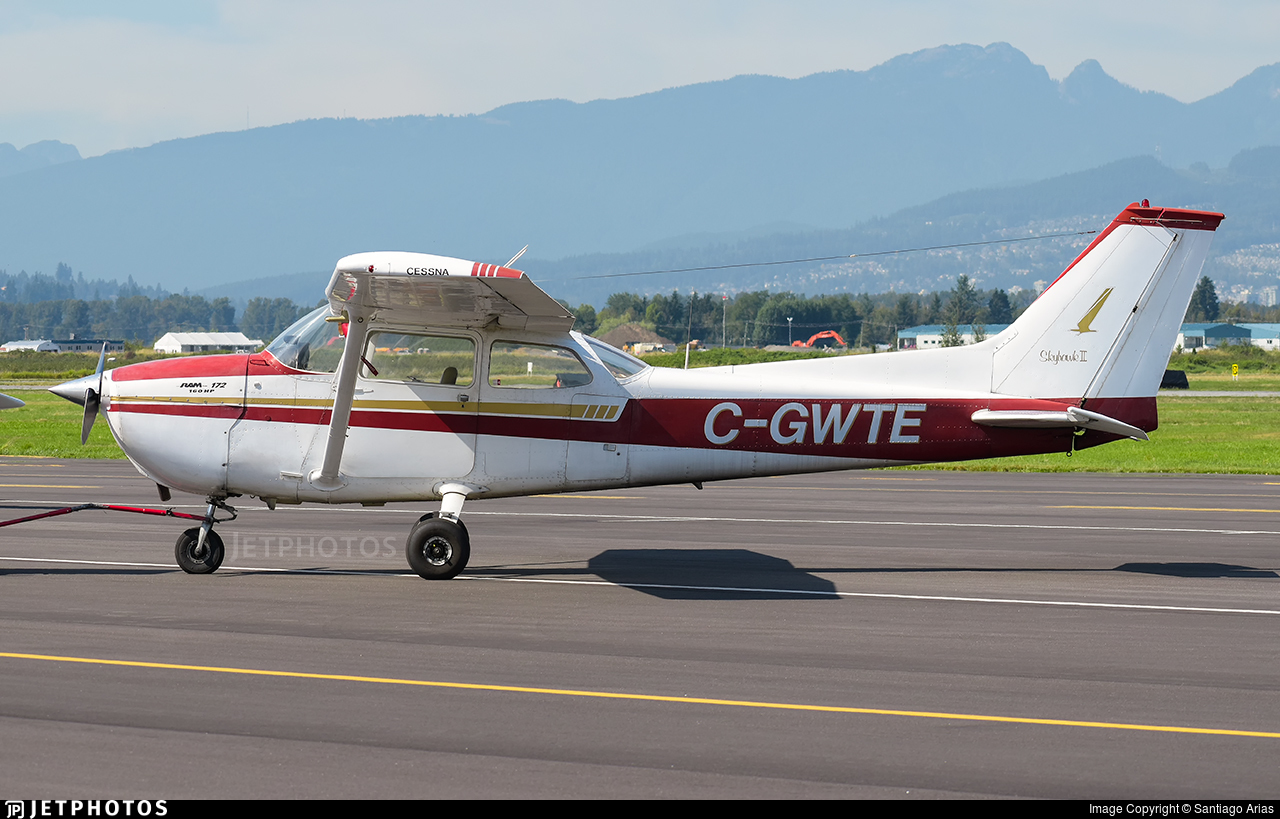 C-GWTE - Cessna 172M Skyhawk II - Pacific Rim Aviation Academy