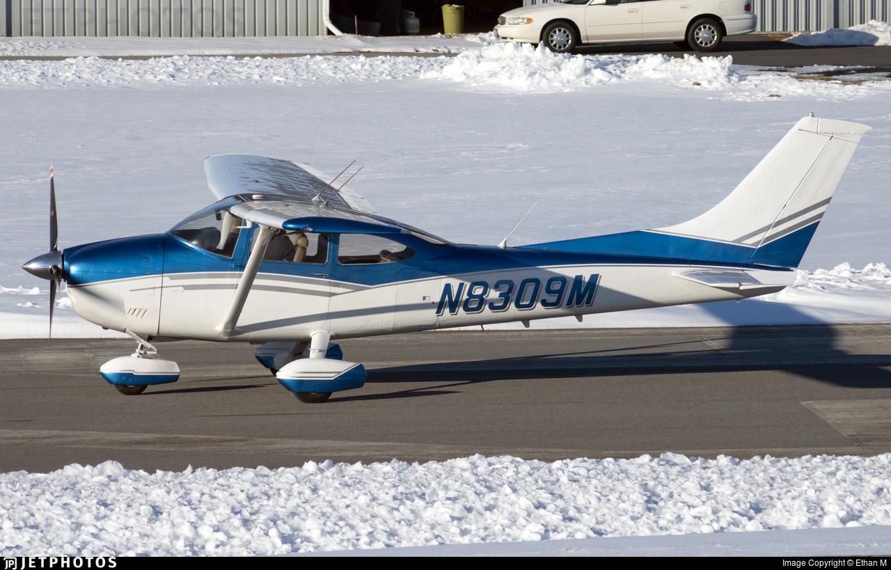 N8309M - Cessna 182P Skylane - Private