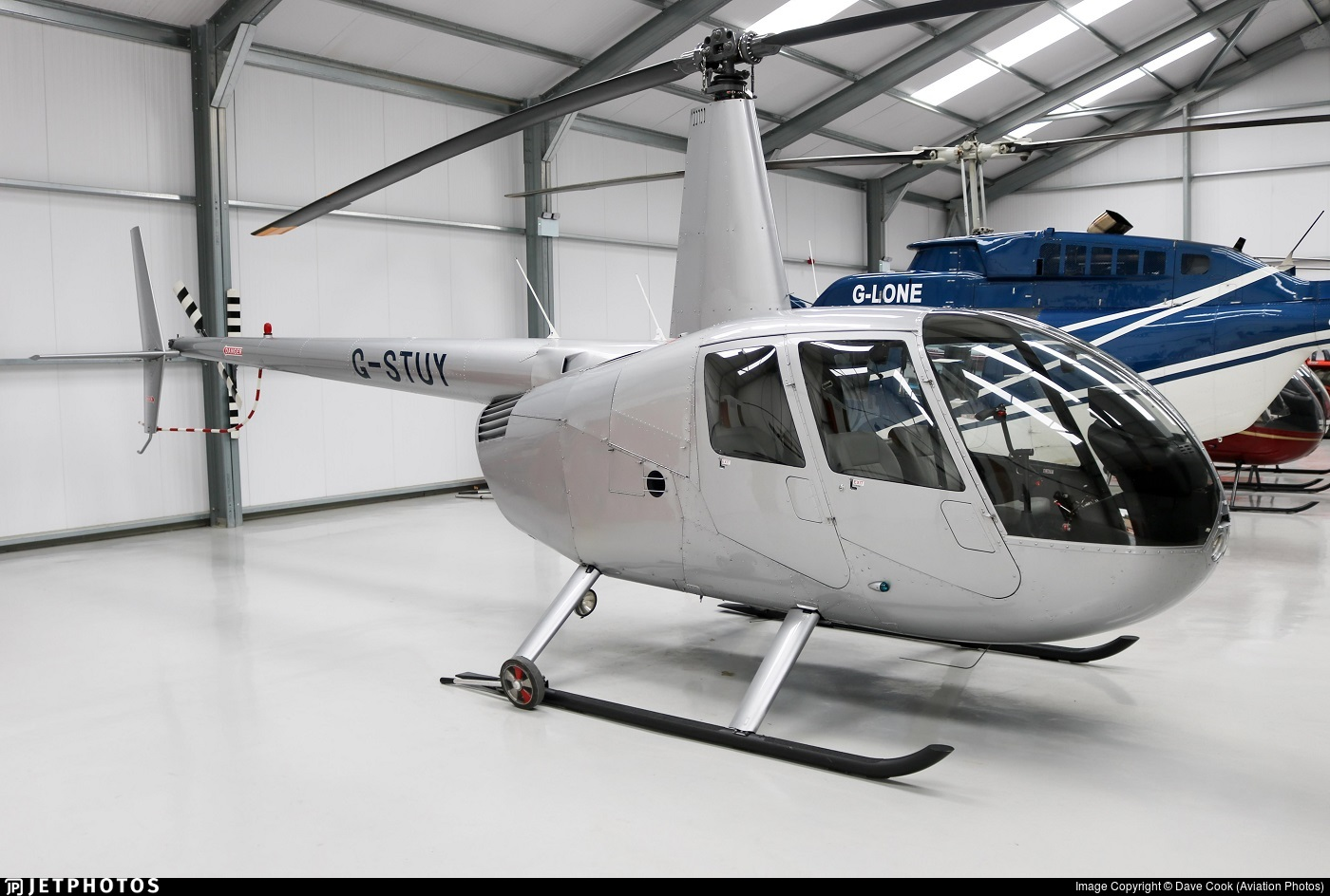 G-STUY - Robinson R44 Raven II - Central Helicopters