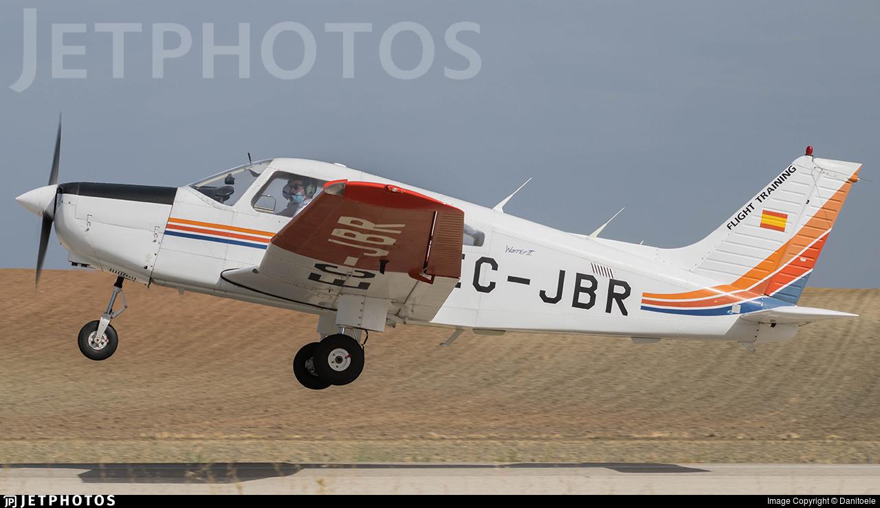 EC-JBR - Piper PA-28-161 Warrior II - FTE Jerez