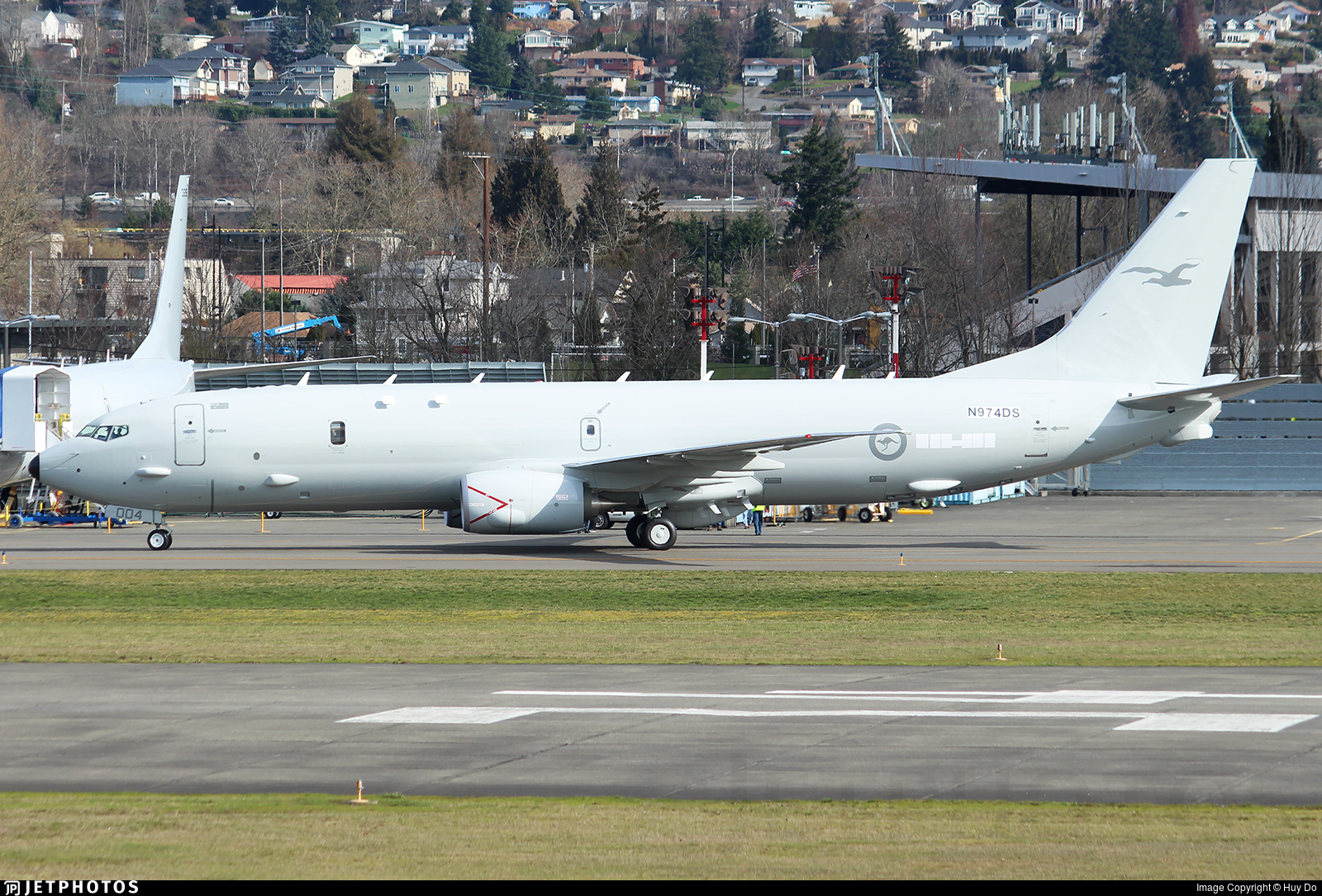 N974DS - Boeing P-8A Poseidon - Australia - Royal Australian Air Force (RAAF)