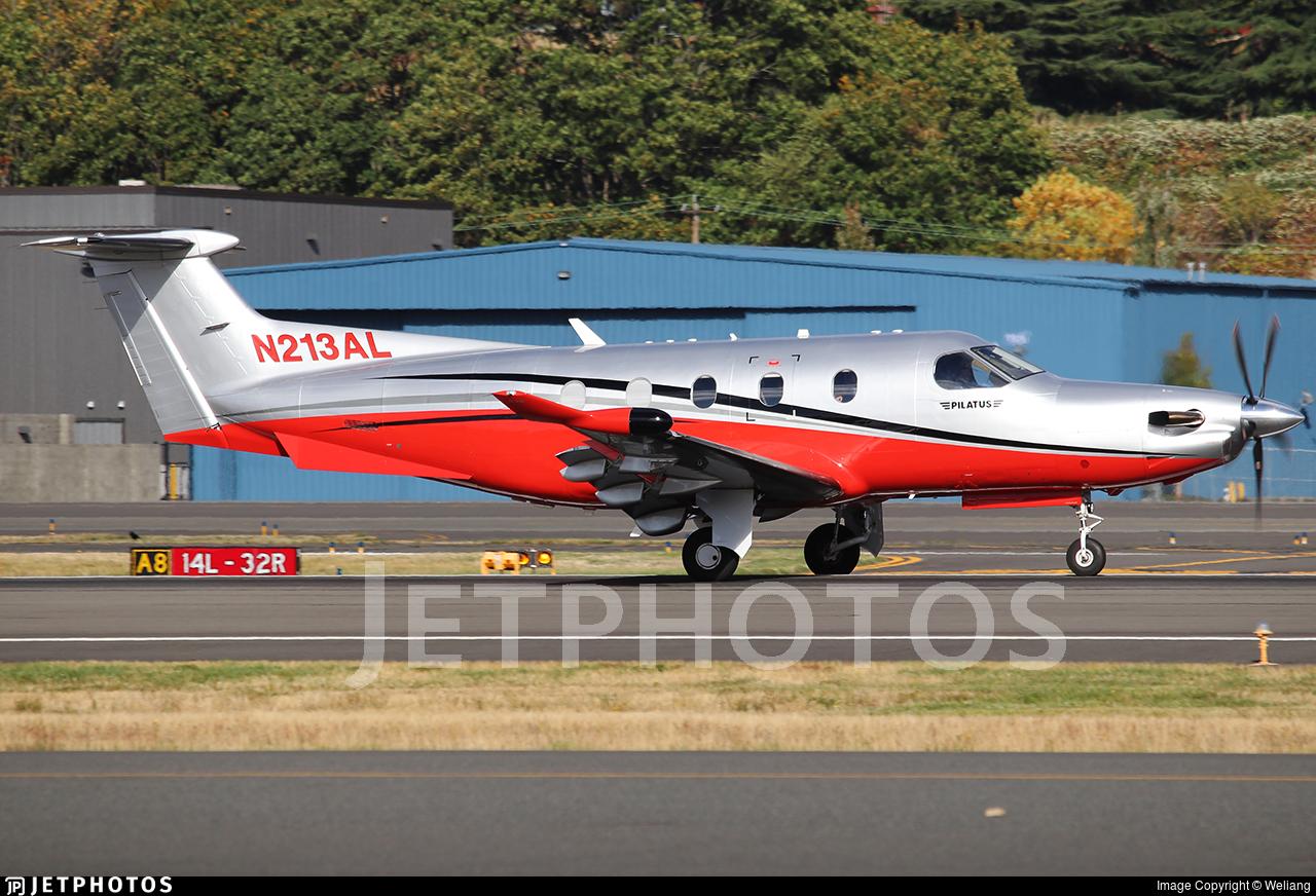 N213AL - Pilatus PC-12/47E - Airlift Northwest