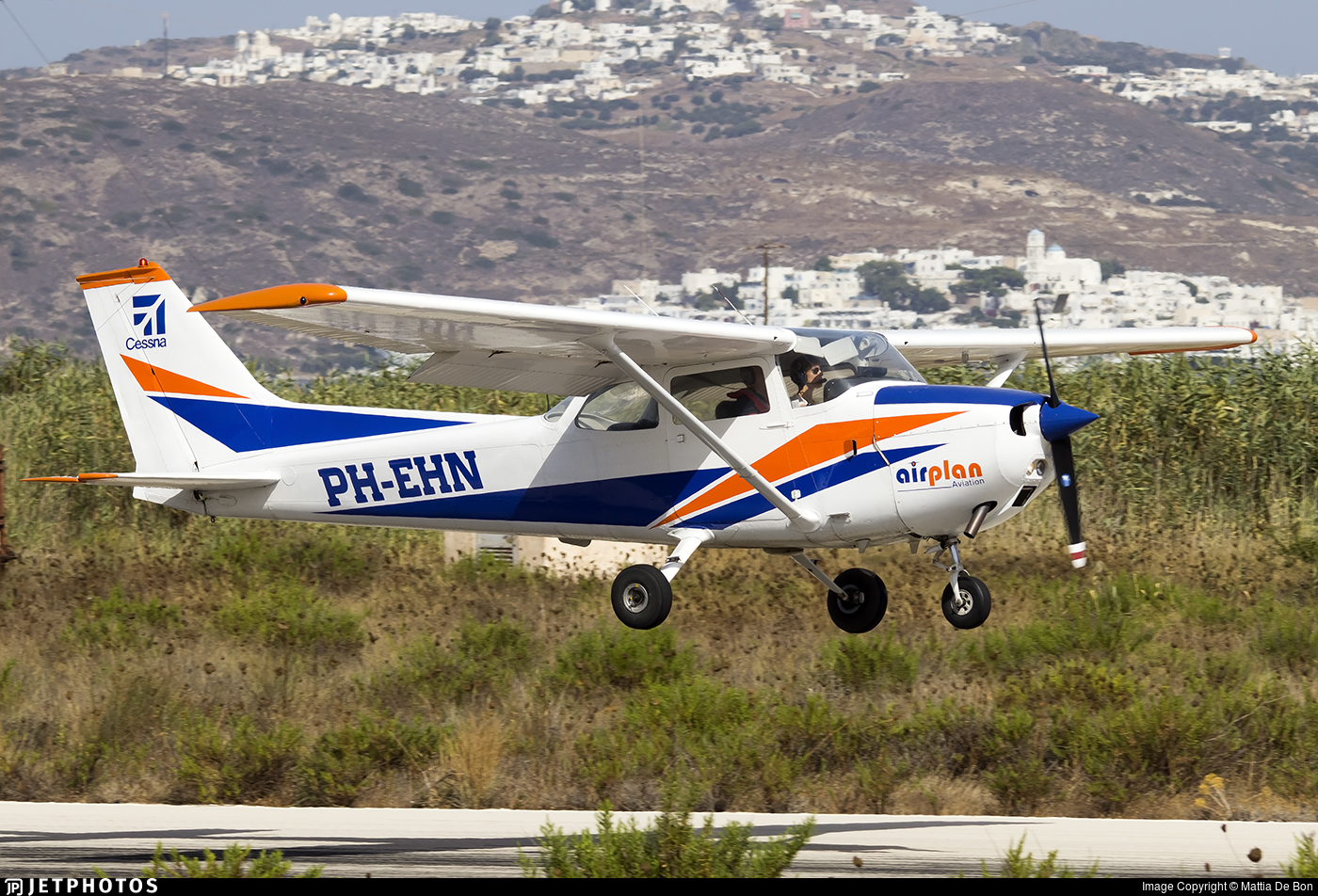 PH-EHN - Reims-Cessna F172M Skyhawk - AirPlan Aviation