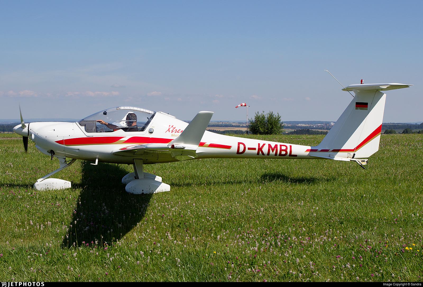 D-KMBL - Diamond HK-36TTC Super Dimona - Private