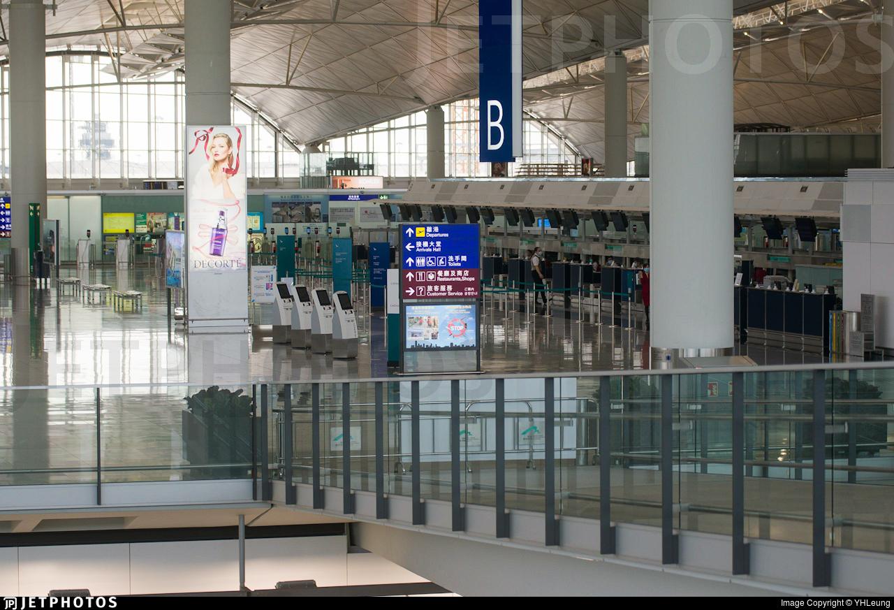 VHHH - Airport - Terminal