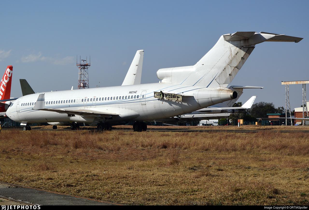 N621AZ - Boeing 727-2Y4(Adv) - Private
