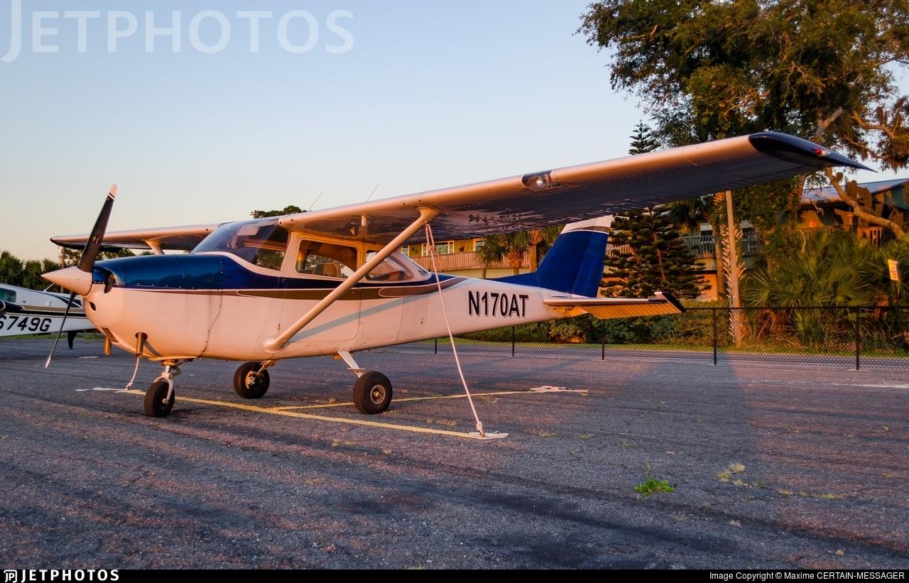 N170AT - Cessna 172G Skyhawk - Private