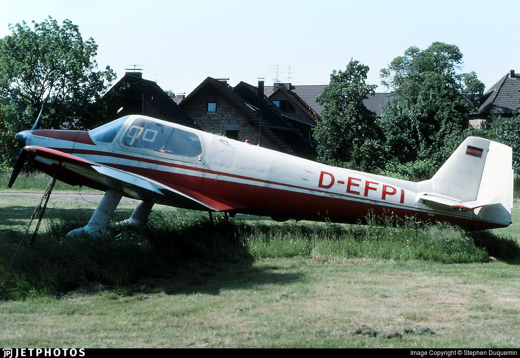 D-EFPI - Bolkow Bo207 - Private