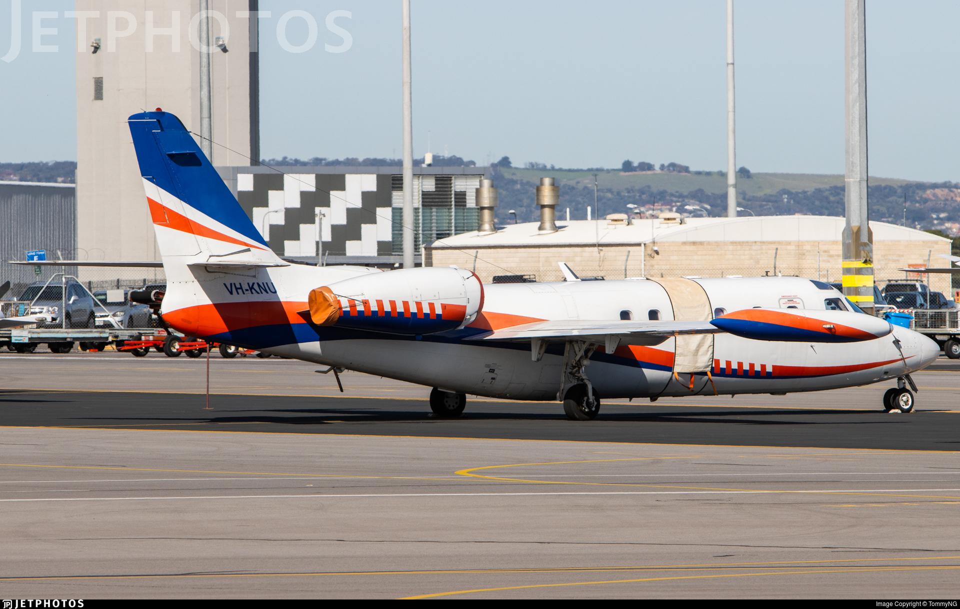 VH-KNU - IAI 1124 Westwind - Pel-Air Aviation