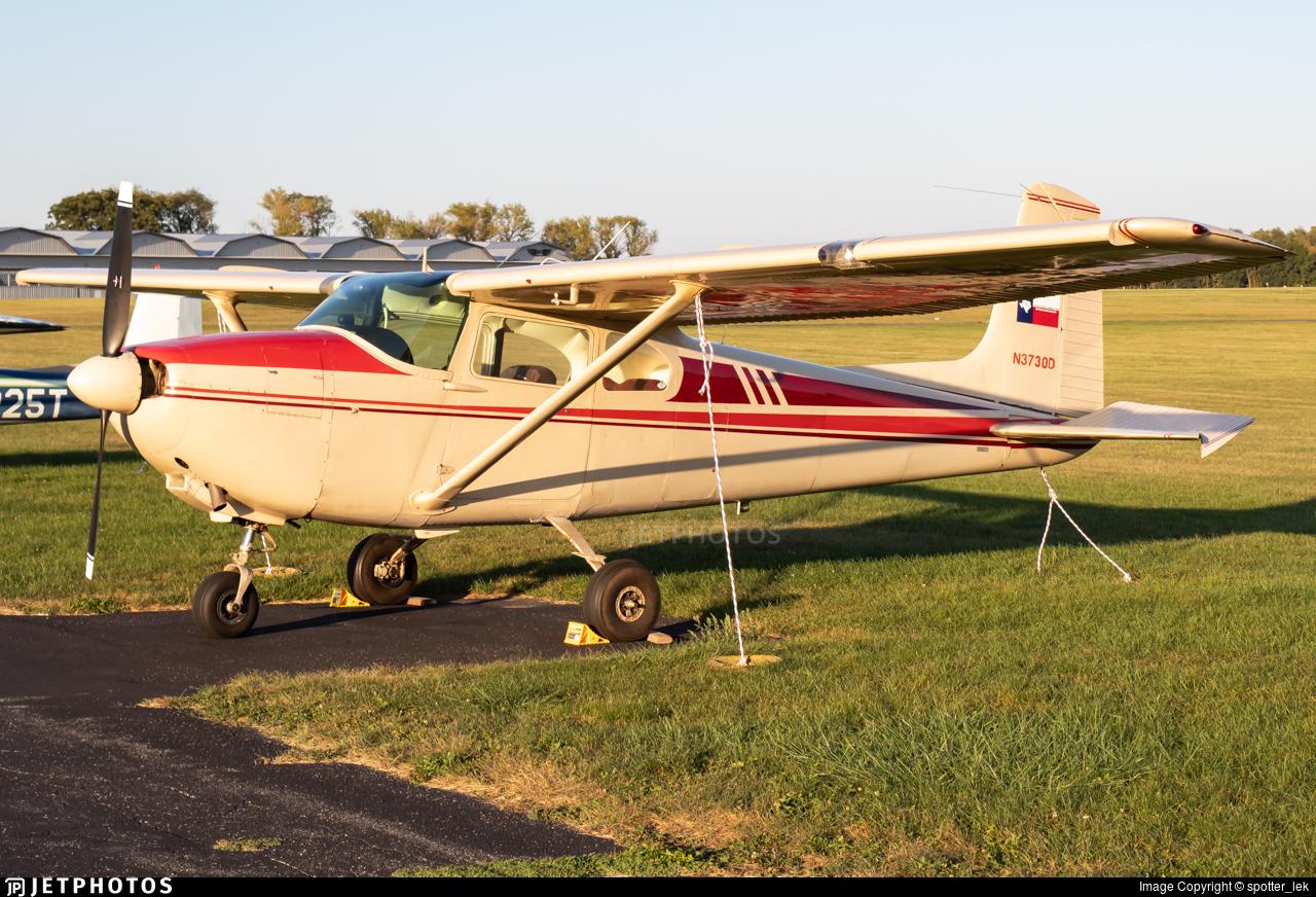 N3730D - Cessna 182A Skylane - Private