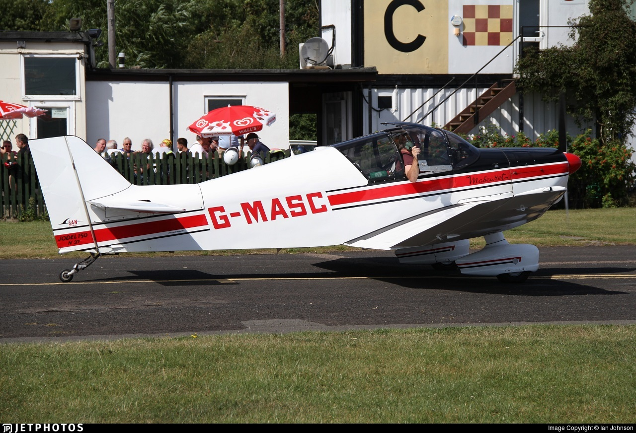 G-MASC - Jodel D150 Mascaret - Private