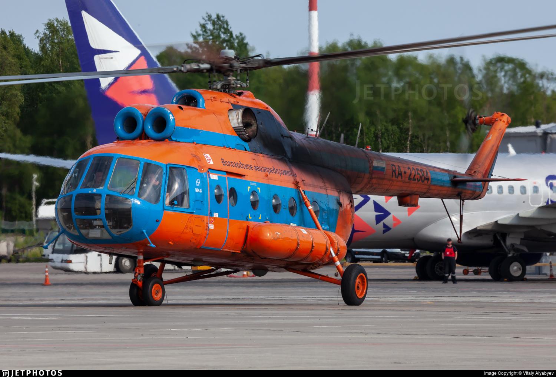 RA-22584 - Mil Mi-8T Hip - Vologda Air